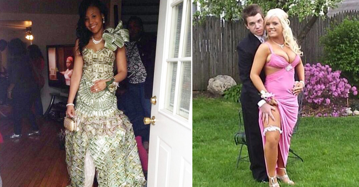 The Worst Prom Dresses 40
