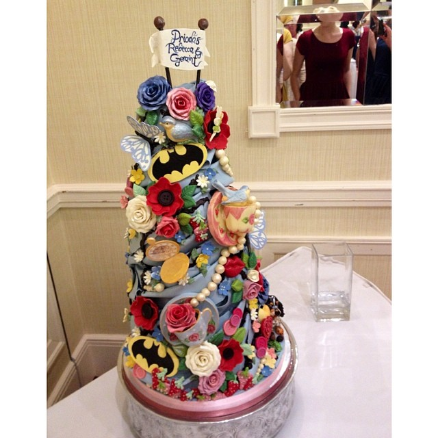 24 Amazingly Nerdy Wedding Cakesrelationship Surgery