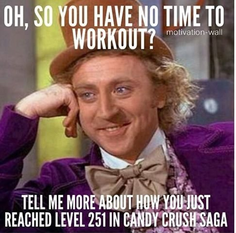 No-Time-To-Workout